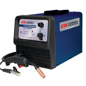 Flex Core Welder, 115 Volt, 70 Amps, Portable, Thermal Overload Protection, Infinite Wire Feed (Campbell Hausfeld WF215001AV)