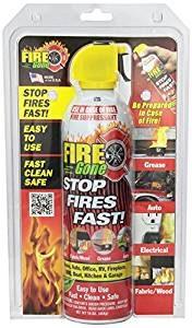 Fire Gone (FGC-1100) Suppressant Blister Pack - 16 oz.