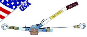 Maasdam Pow'R Pull 144S-6 1 Ton Capacity Pow'R Pull USA Made