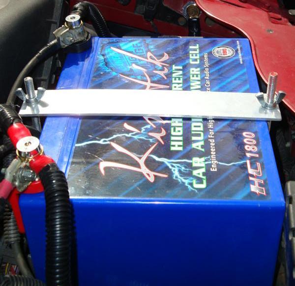Top 4 The Best Car Audio Batteries