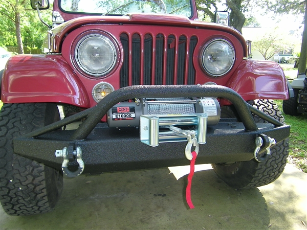 Top 4 The Best Jeep Winches for the Money — JK, Wrangler