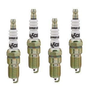ACCEL 0526-4 Copper Core Spark Plug, (Pack of 4)