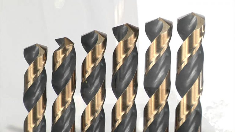 Top 4 The Best Cobalt Drill Bit Sets
