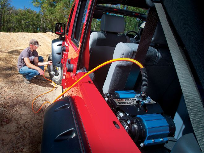 Top 4 The Best On Board Air Compressor Kits