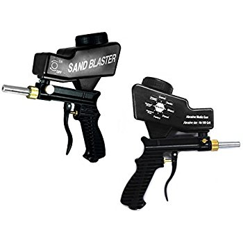 Top 4 The Best Portable & Fixed Sandblasters