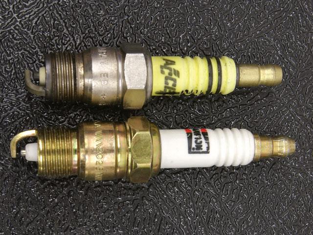 1990 chevy 350 spark plug gap