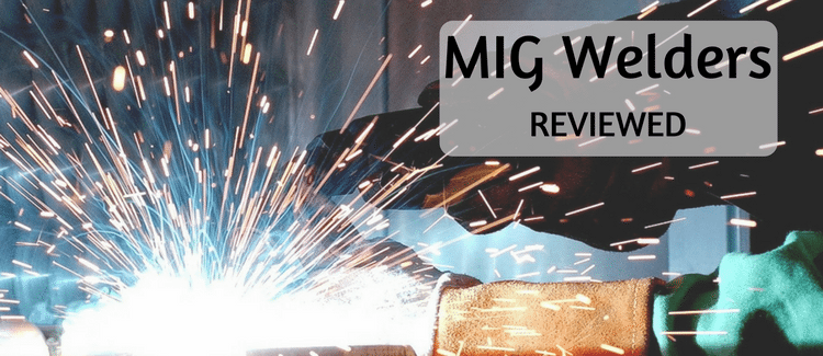 Top Of The Best 120V MIG Welders